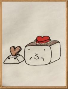 とうふのふバレンタイン